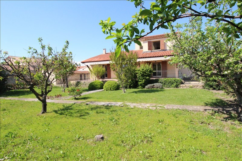 Vente maison / villa Sarrians 316500€ - Photo 2