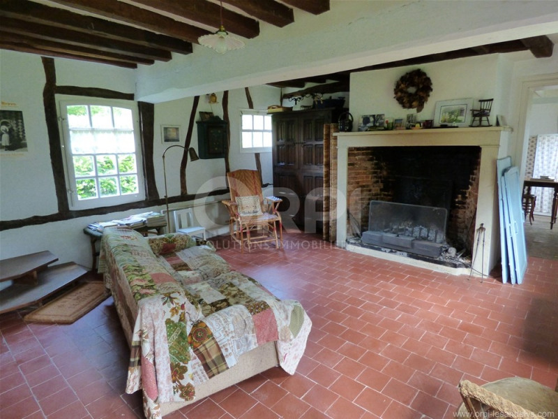 Vente maison / villa Lyons-la-forêt 167000€ - Photo 2