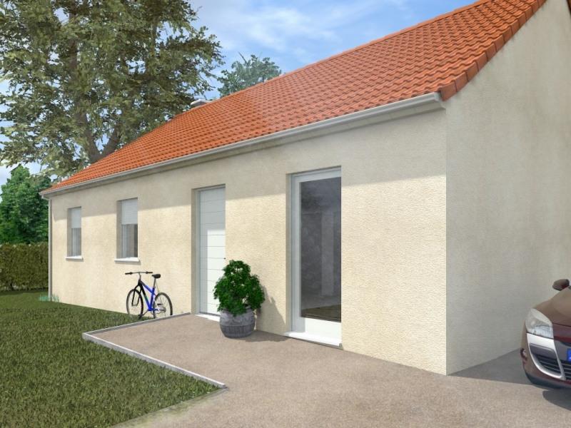 Maison  5 pièces + Terrain 696 m² La Chapelle-Saint-Martin-en-Plaine par Maison Phénix