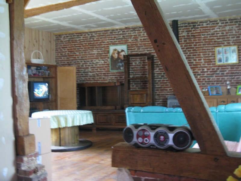 Maison de village lachapelle sous gerberoy - 5 pièce (s) - 160 m