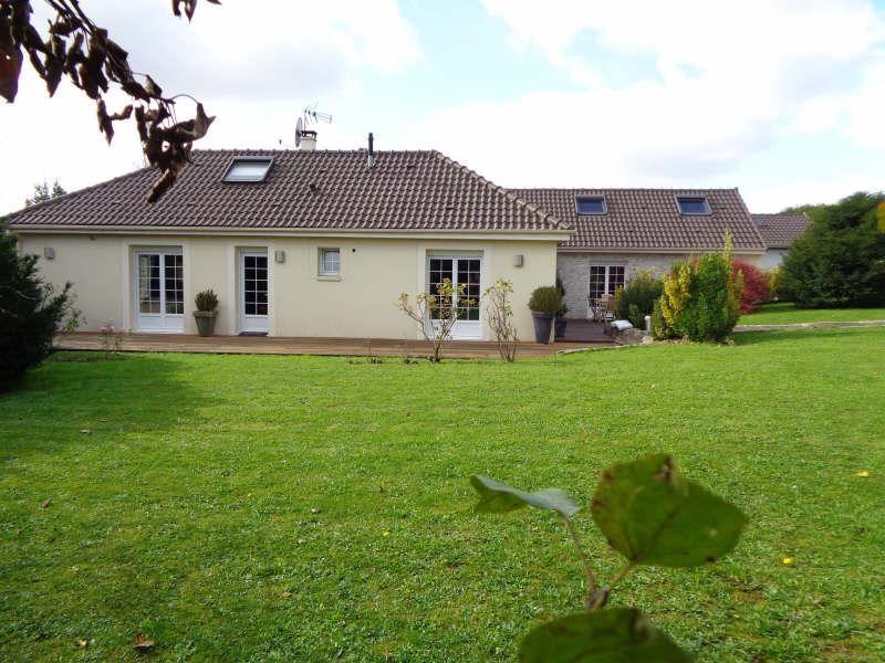 Deluxe sale house / villa Lesigny 798000€ - Picture 1