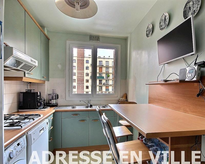 Venta  apartamento Levallois-perret 737000€ - Fotografía 5