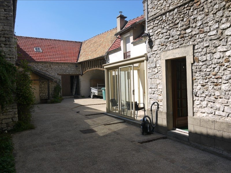 Sale house / villa Fontenay mauvoisin 360000€ - Picture 2