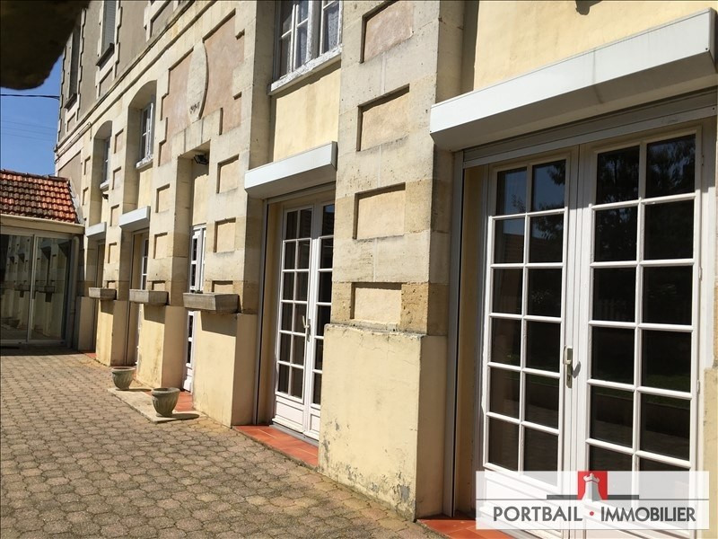 Sale building Blaye 349 800€ - Picture 1