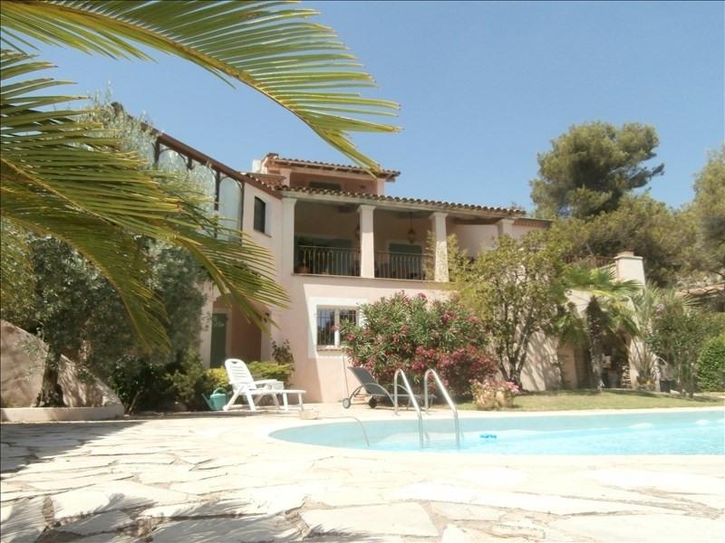 Sale house / villa Pierrevert 480000€ - Picture 1