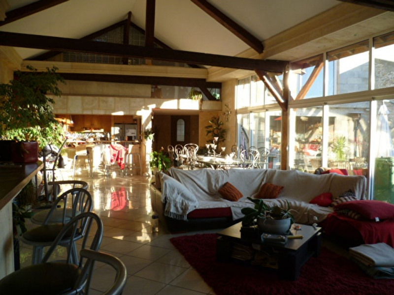 Sale house / villa Mouroux 302 000€ - Picture 2