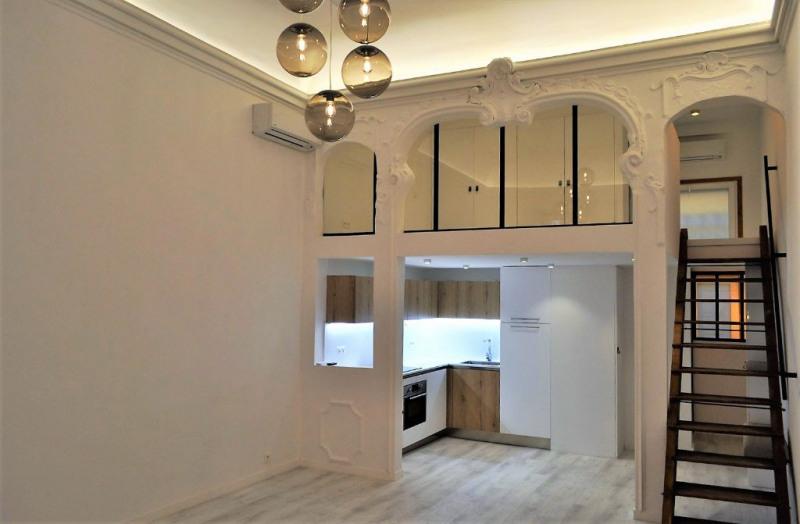 Revenda apartamento Nice 430000€ - Fotografia 1