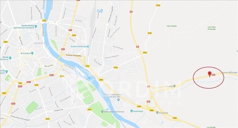 Vente terrain Auxerre 2100000€ - Photo 3
