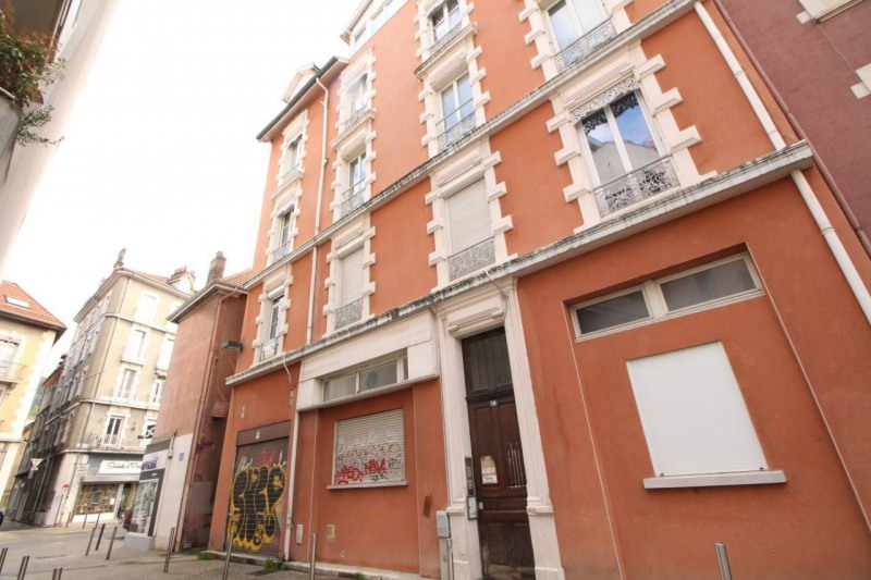 Location appartement Grenoble 402€ CC - Photo 1