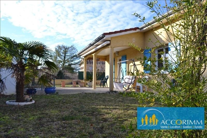 Venta  casa Toussieu 435000€ - Fotografía 1