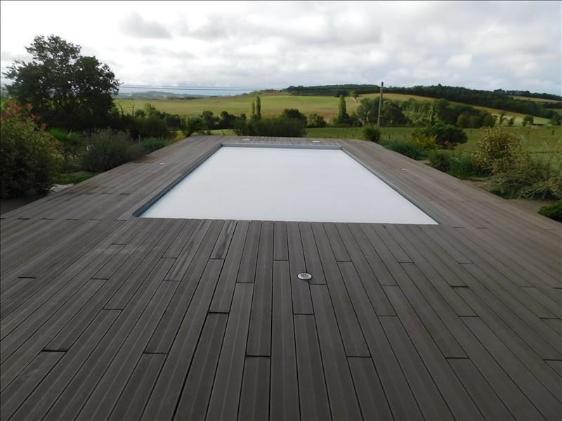Vente maison / villa Pavie 370000€ - Photo 2