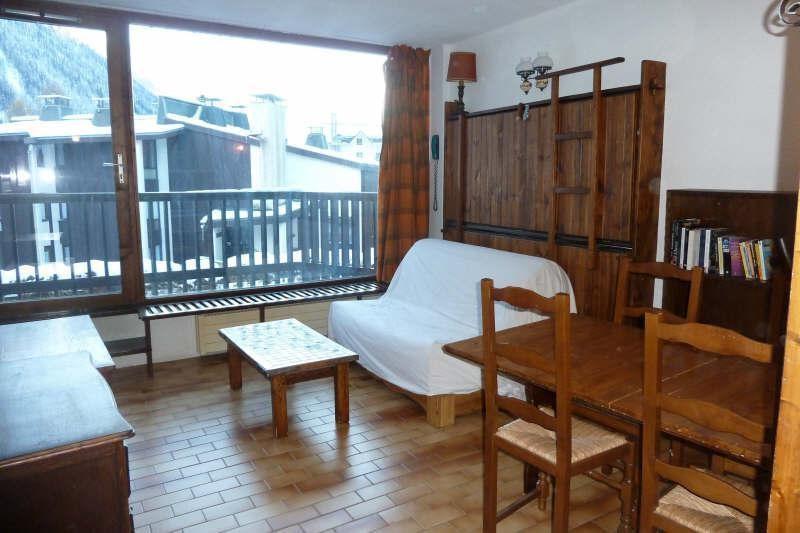 Sale apartment Argentiere 160000€ - Picture 1