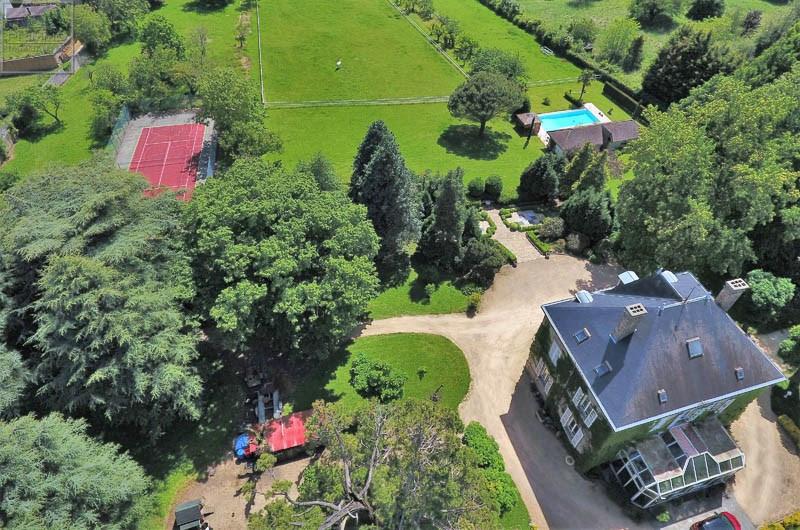 Vente de prestige maison / villa Saint didier au mont d'or 2392000€ - Photo 3