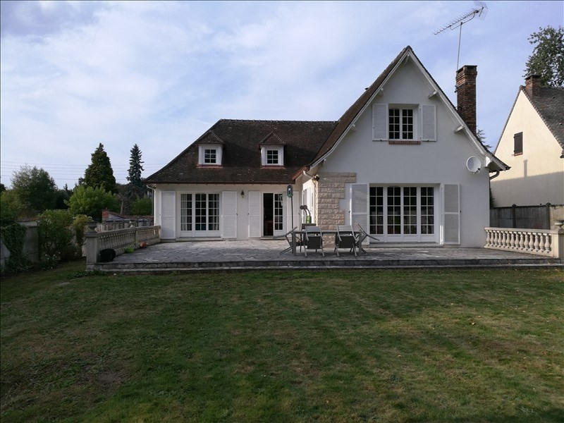 Sale house / villa Chartrettes 598000€ - Picture 2