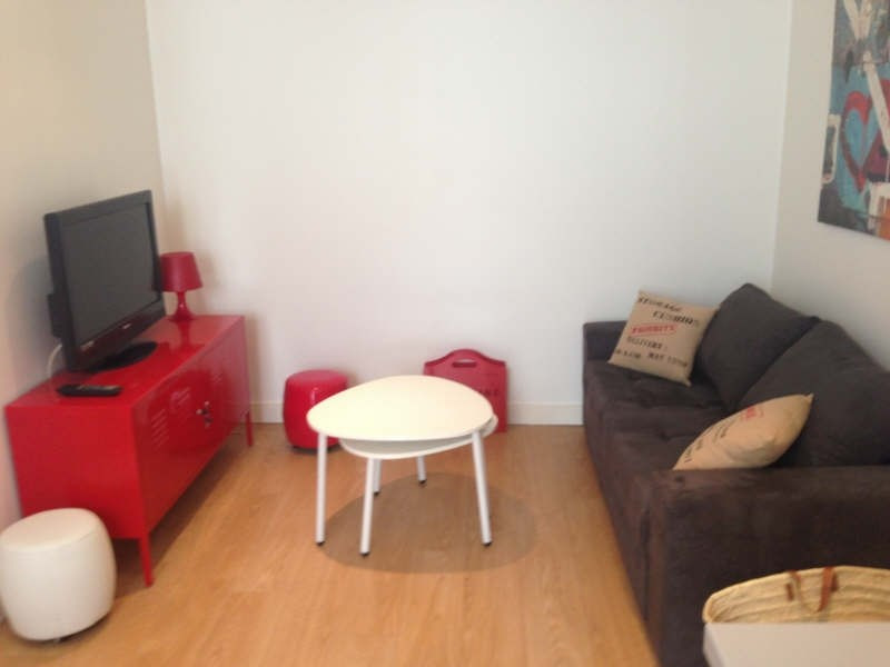 Rental apartment Poitiers 510€ CC - Picture 2