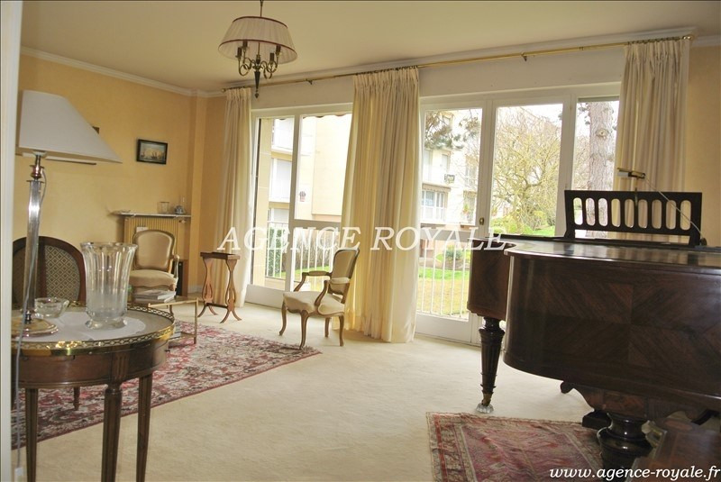 Sale apartment Chambourcy 369000€ - Picture 1