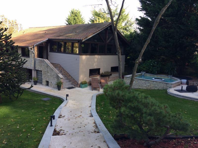 Sale house / villa Vernouillet 760000€ - Picture 1