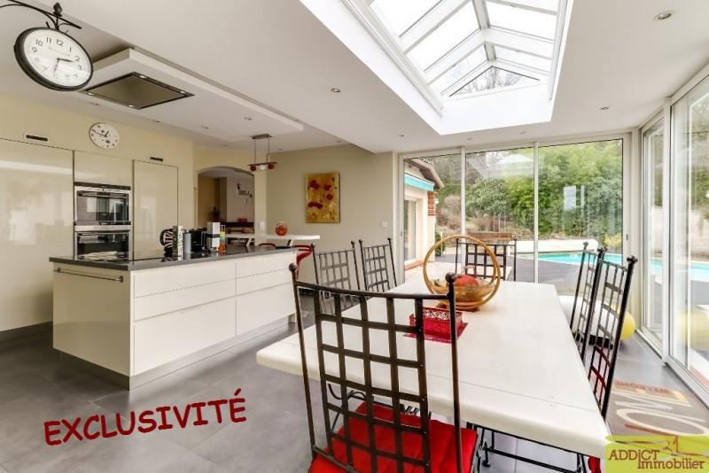 Vente de prestige maison / villa Secteur  saint-jean 672000€ - Photo 1