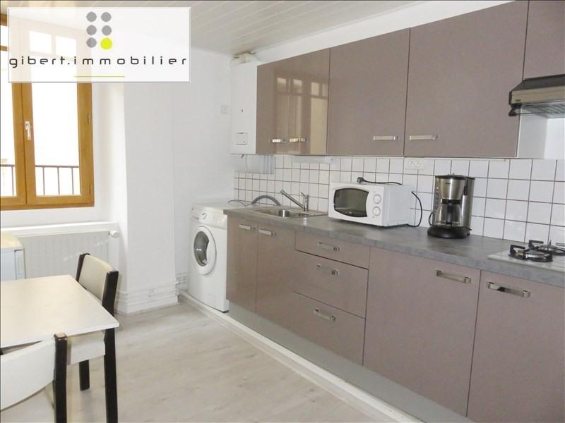 Sale apartment Le puy en velay 49900€ - Picture 1