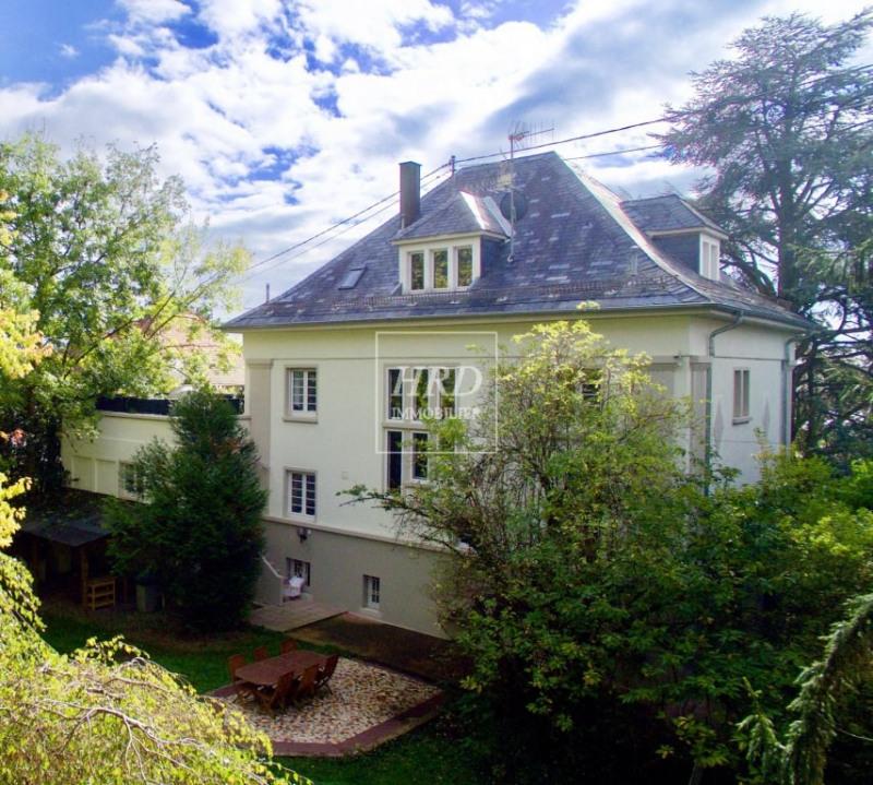 Immobile residenziali di prestigio casa Wolfisheim 1207500€ - Fotografia 3