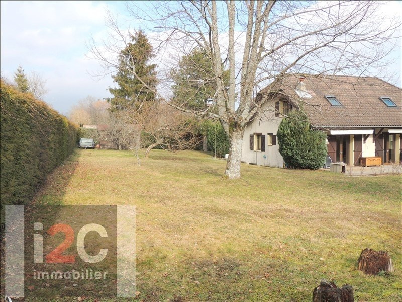Vente maison / villa Echenevex 890 000€ - Photo 9