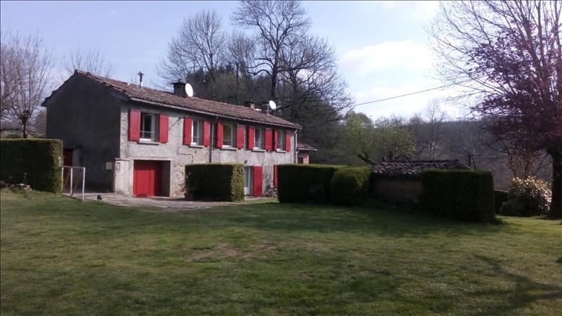 Vente maison / villa Environ de mazamet 440000€ - Photo 1