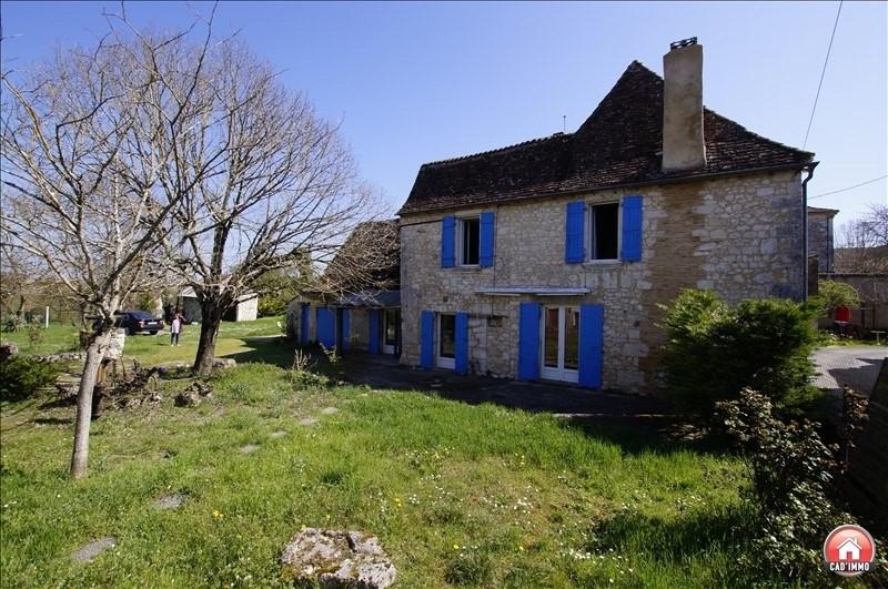 Sale house / villa St aubin de lanquais 214000€ - Picture 3