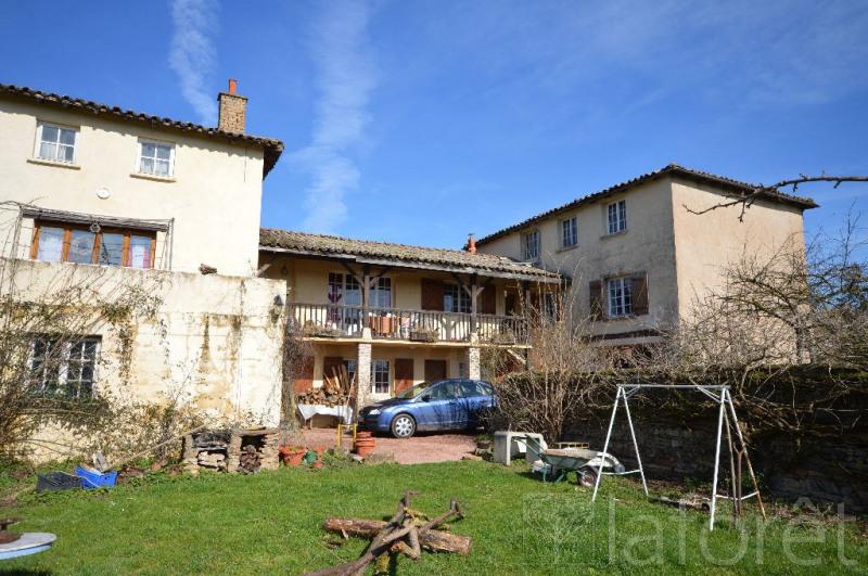 Vente maison / villa Saint symphorien d ancelles 252000€ - Photo 1