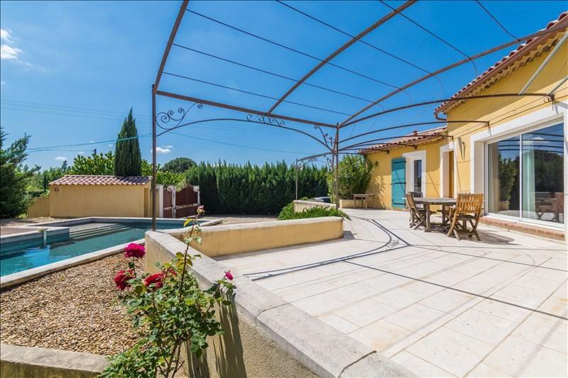 Vendita casa Aubignan 378000€ - Fotografia 3