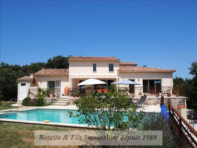 Deluxe sale house / villa Uzes 595 000€ - Picture 18