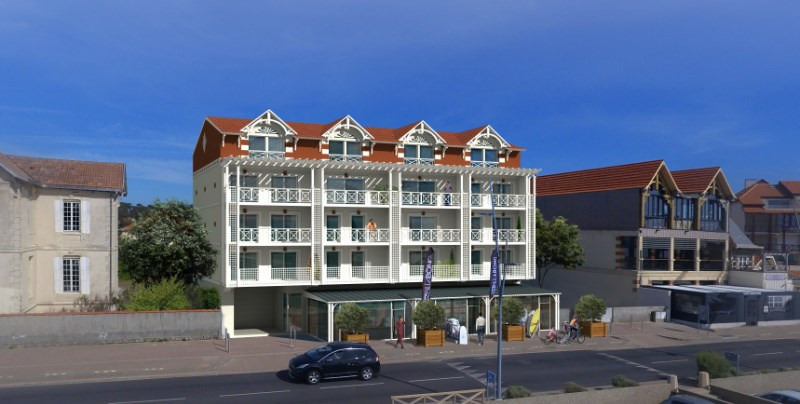 Produit d'investissement appartement Lacanau ocean 149000€ - Photo 3