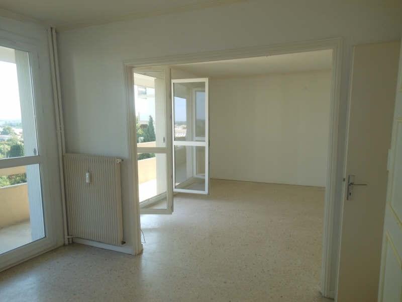 Rental apartment Nimes 770€ CC - Picture 1