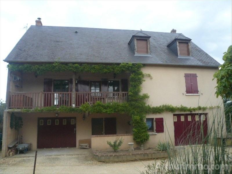 Vente maison / villa Menetou ratel 165850€ - Photo 2