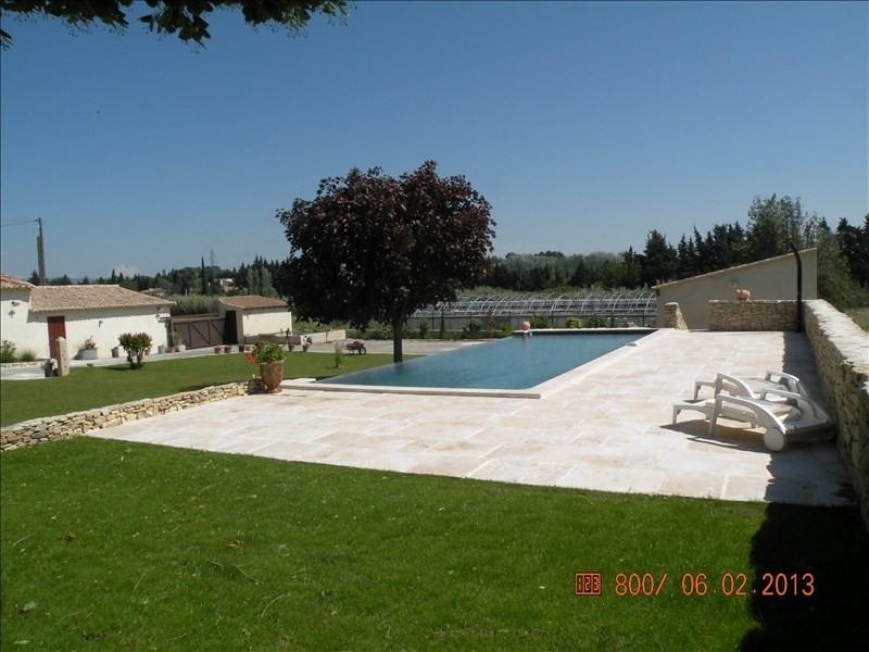 Vendita casa Carpentras 499000€ - Fotografia 2