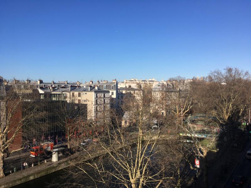 Rental apartment Paris 10ème 3200€ CC - Picture 1