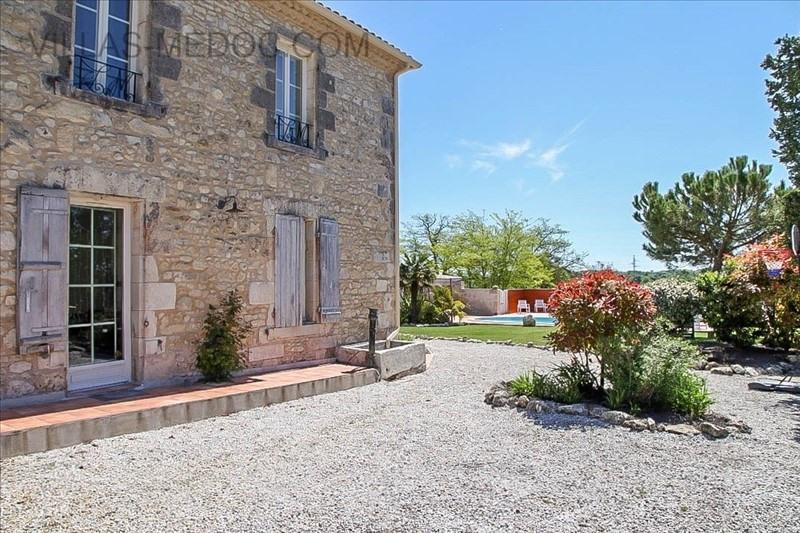 Vente de prestige maison / villa Saint germain d'esteuil 630000€ - Photo 4