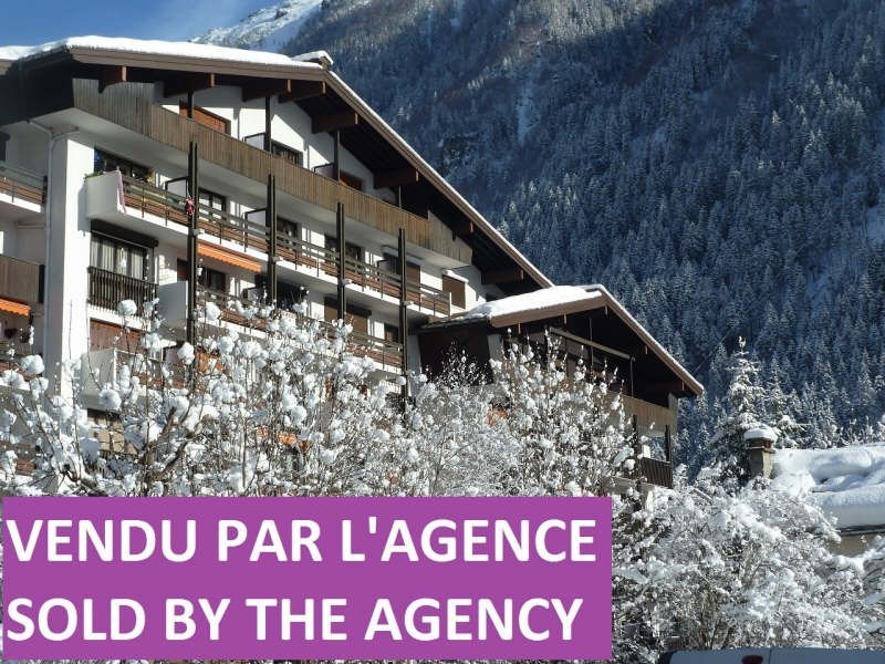 Sale apartment Chamonix mont blanc 485 000€ - Picture 1