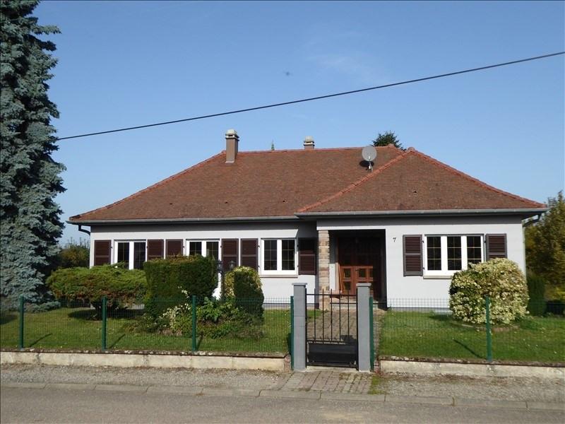 Sale house / villa Drulingen 232000€ - Picture 1