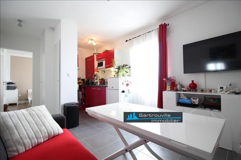 Vente appartement Sartrouville 170 000€ - Photo 2