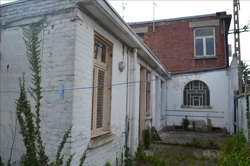 Sale house / villa Henin beaumont 105900€ - Picture 1