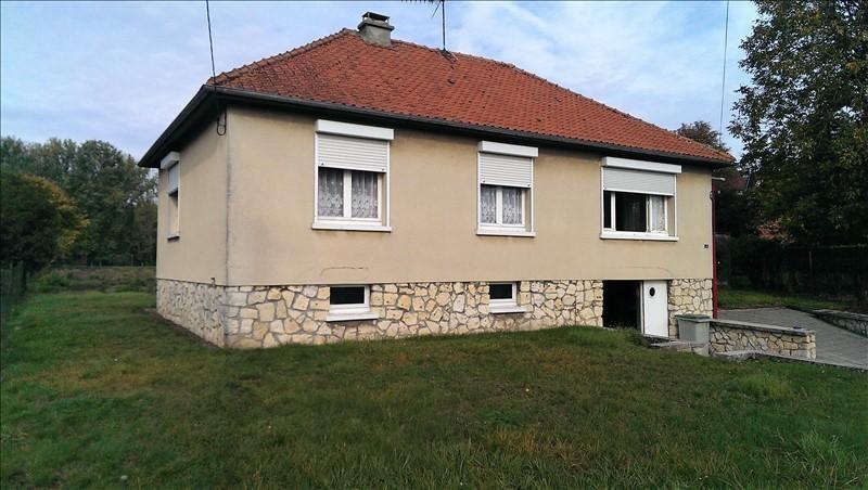 Vente maison / villa Peronne 107000€ - Photo 1