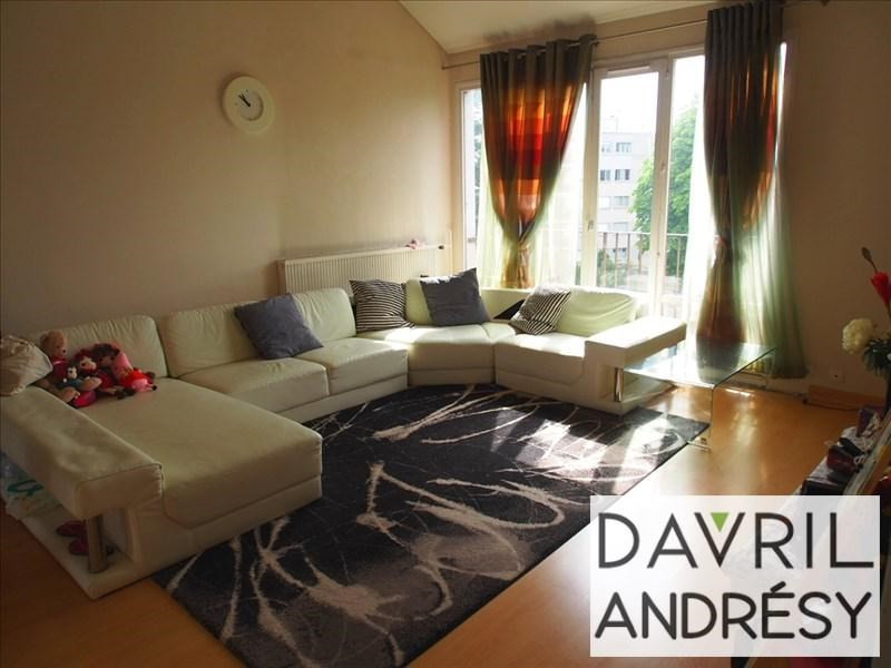 Sale apartment Andresy 229000€ - Picture 2