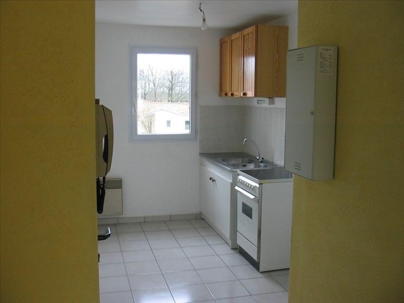 Vente appartement La roche sur yon 118500€ - Photo 2