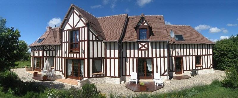 Deluxe sale house / villa Canapville 795000€ - Picture 2