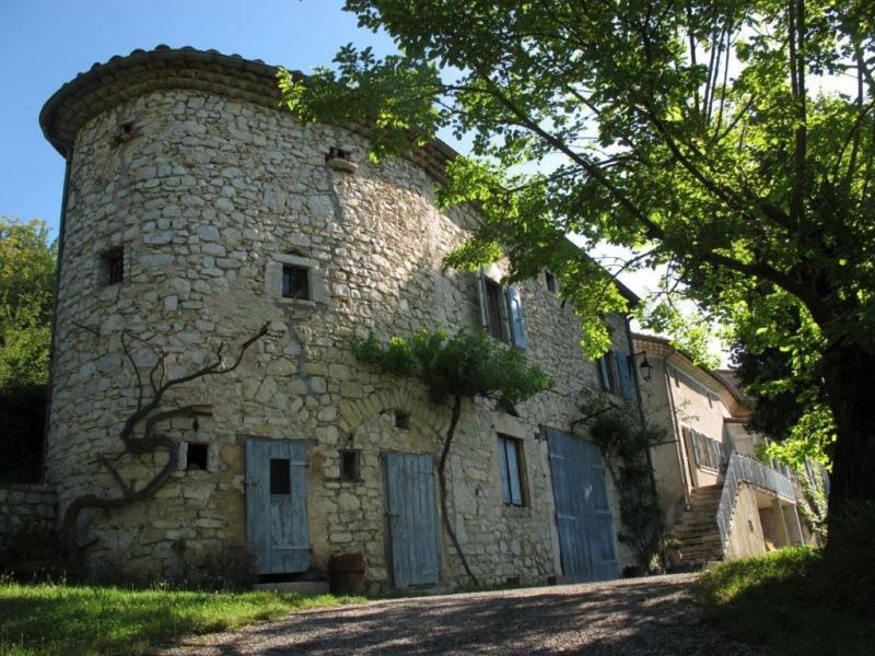 Vente de prestige maison / villa Mirabel-et-blacons 670000€ - Photo 2
