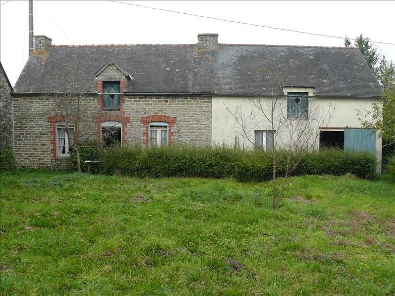 Vente maison / villa Cruguel 54500€ - Photo 1