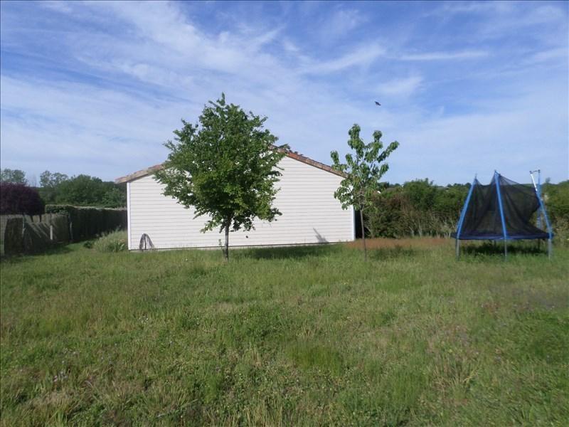 Vente maison / villa Civaux 146000€ - Photo 9