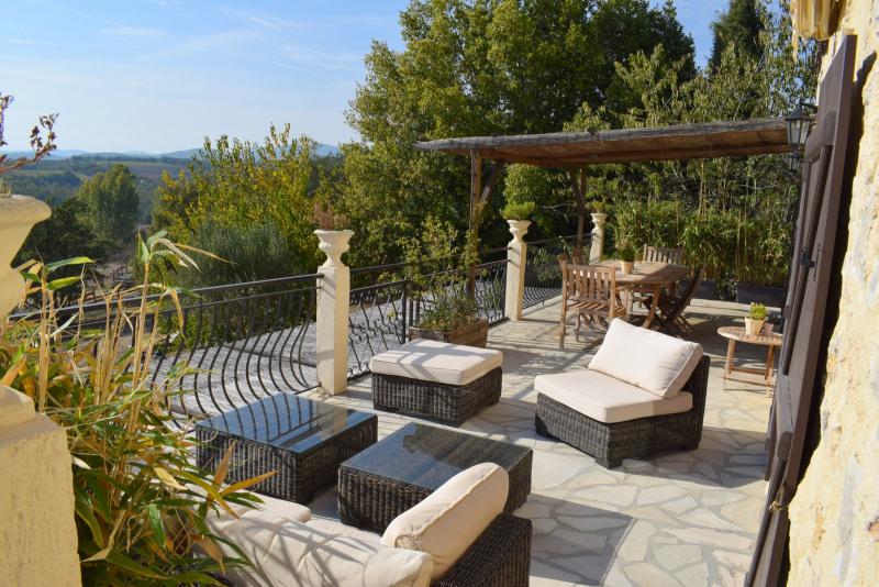 Revenda residencial de prestígio casa Fayence 1590000€ - Fotografia 24