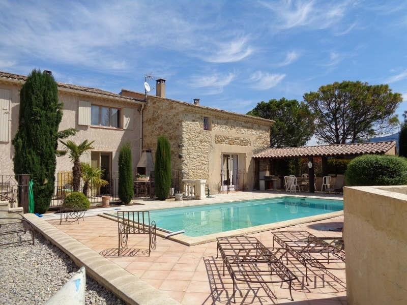 Viager maison / villa Vacqueyras 190000€ - Photo 1