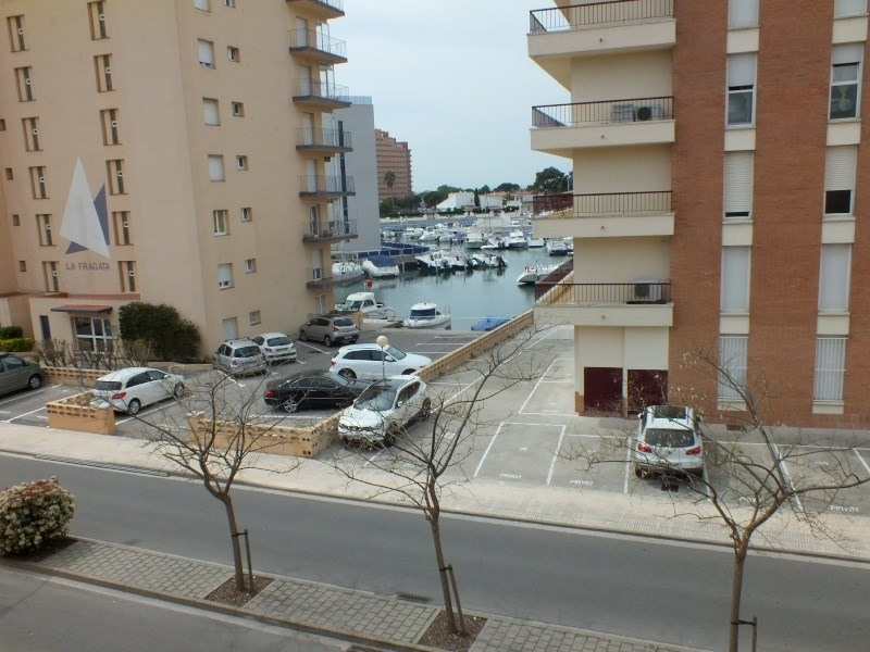 Vente appartement Santa margarita - roses 88 000€ - Photo 1